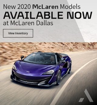 New McLaren Models Available