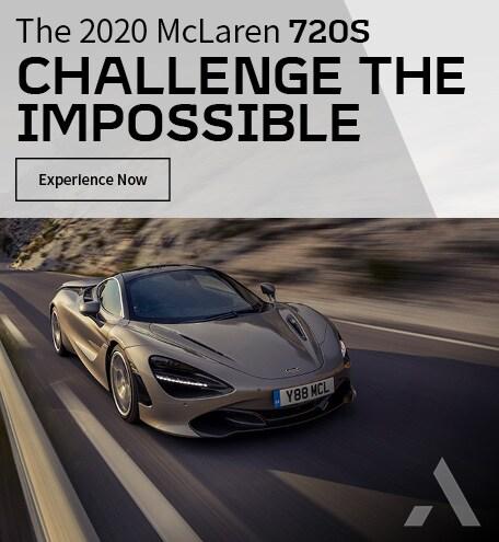 McLaren 720S - Challenge the Impossible