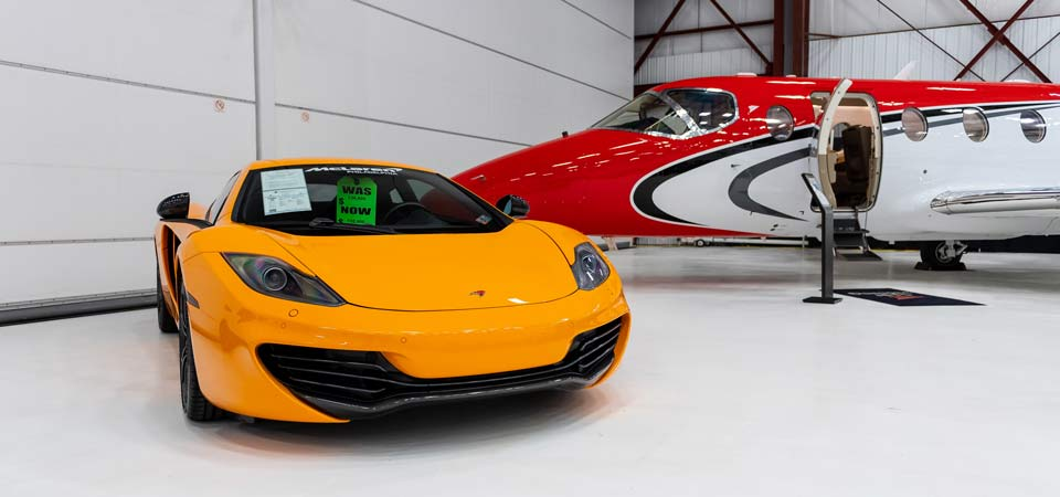 McLaren MP4-12C For Sale at McLaren Philadelphia