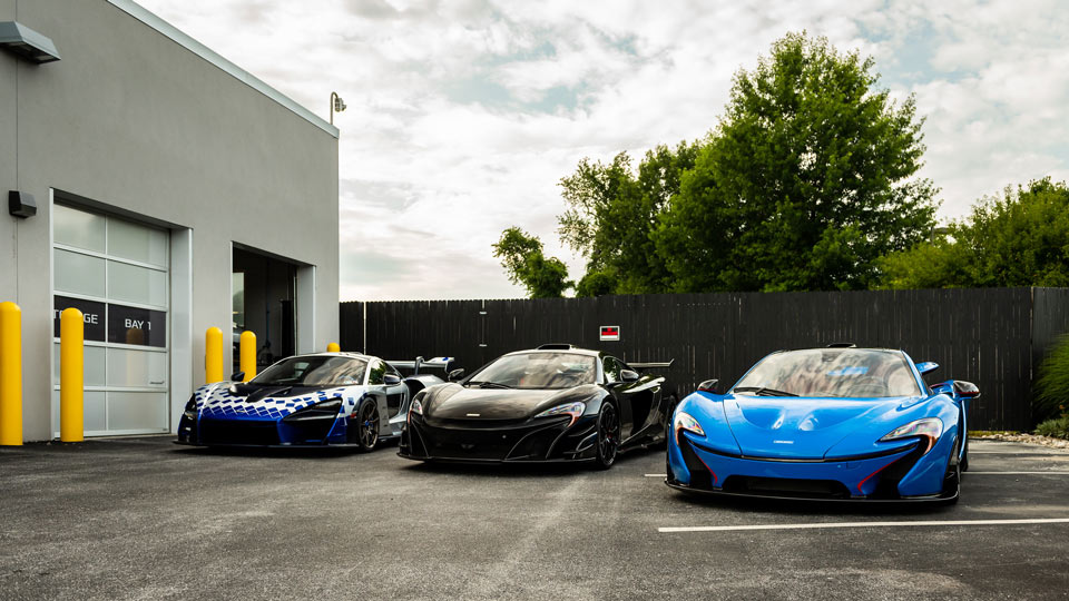 McLaren Philadelphia Service Center
