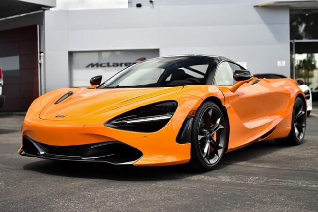 2019 McLaren 720S Performance Coupe