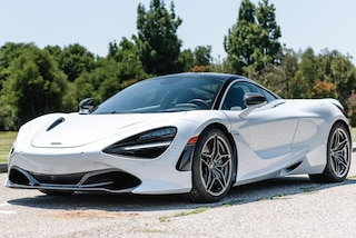 2018 McLaren 720S Luxury Coupe