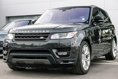 Used 2016 Land Rover Range Rover Sport 5.0L V8 Supercharged Autobiography SUV FC3166 in Palo Alto, CA