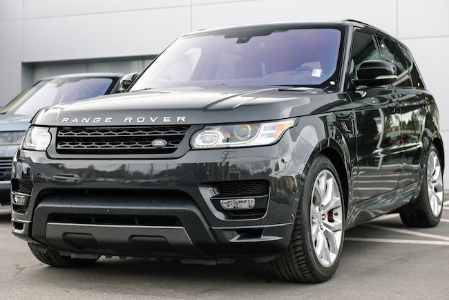 2016 Land Rover Range Rover Sport 5.0L V8 Supercharged Autobiography SUV