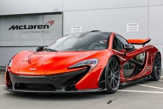 2015 McLaren P1 Coupe