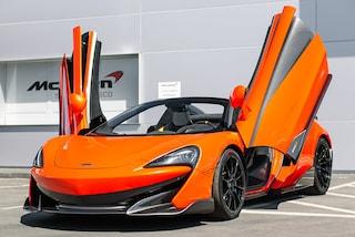 2020 McLaren 600LT Spider Convertible