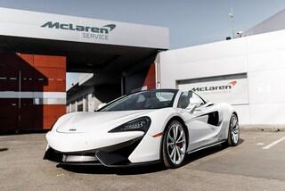 2018 McLaren 570S Spider Convertible