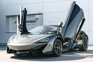 2019 McLaren 570S Spider Convertible