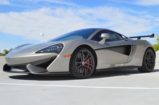 2017 McLaren 570S Track Pack Coupe