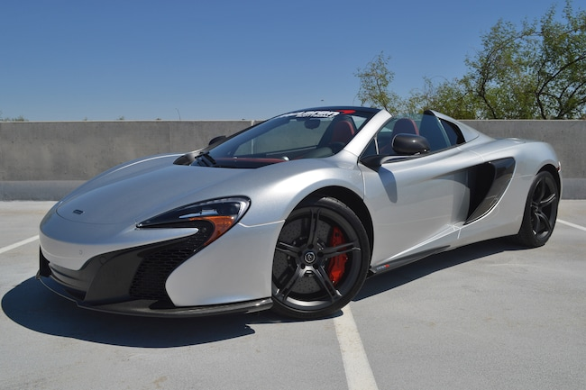 used 2016 mclaren 650s for sale | scottsdale az | stock# cj102