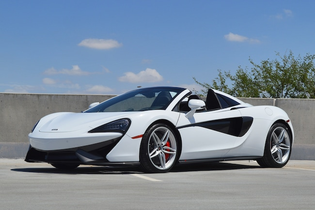 New 2018 McLaren 570S Spider Convertible For Sale/Lease Scottsdale, AZ