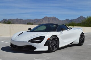 2020 McLaren 720S Spider Performance Convertible