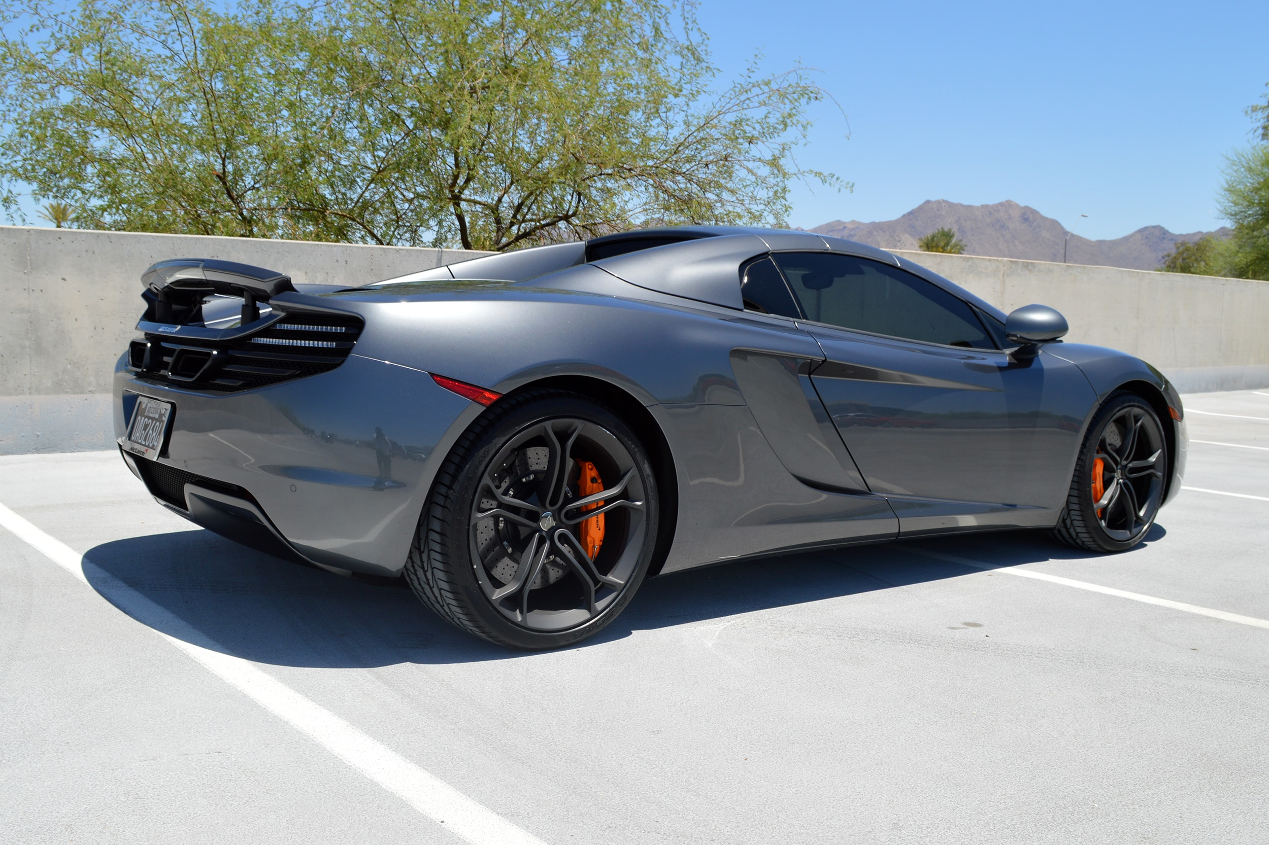 ... Certified Pre Owned 2014 McLaren MP4 12C Spider Convertible For Sale  Scottsdale, AZ ...