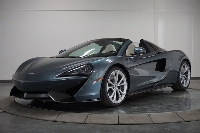 New 2019 McLaren 570S Spider Convertible For Sale/Lease Scottsdale, AZ