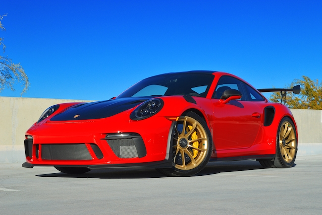 Used 2019 Porsche 911 GT3 RS Coupe For Sale Scottsdale, AZ