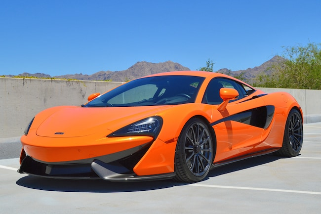 Used 2017 McLaren 570S Coupe For Sale Scottsdale, AZ
