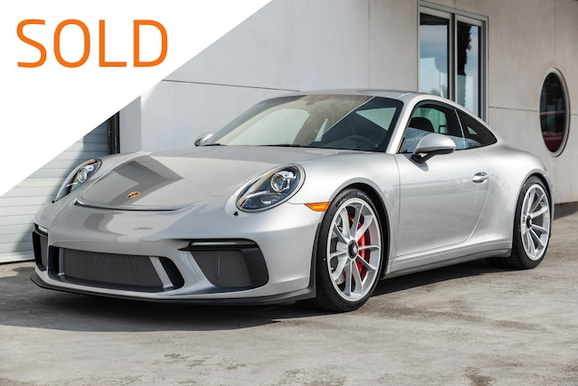 Used 2018 Porsche 911 GT3 Coupe For Sale Scottsdale, AZ