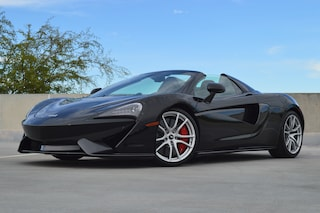 2019 McLaren 570S Spider Convertible For Sale Scottsdale AZ