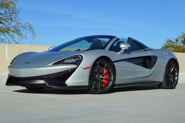 New 2019 McLaren 570S Spider Convertible For Sale/Lease Scottsdale, AZ