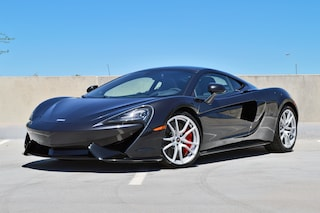 2018 McLaren 570GT 2 Door Coupe