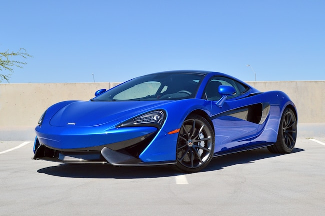New 2018 McLaren 570GT 2 Door Coupe For Sale/Lease Scottsdale, AZ
