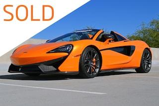 2019 McLaren 570S Spider Convertible For Sale Scottsdale AZ