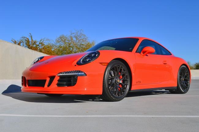 2016 Porsche 911 Carrera GTS Coupe