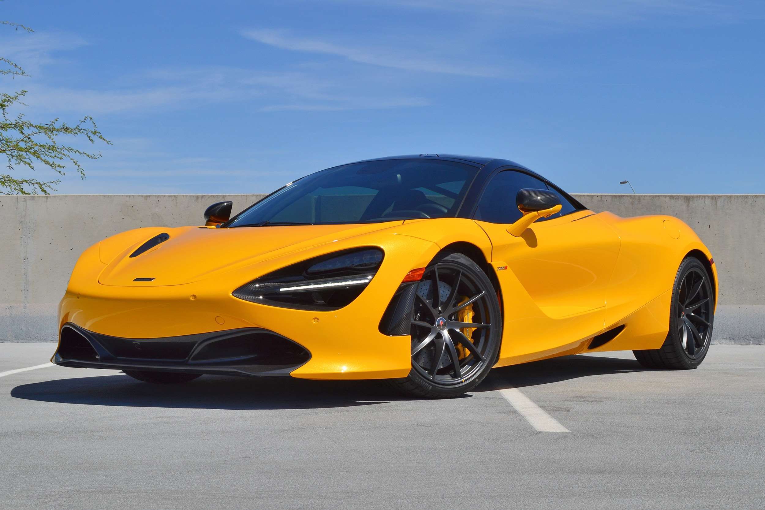 2018 McLaren 720S Performance Coupe