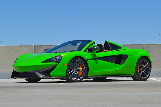 Used 2018 Mclaren 570s For Sale Scottsdale Az
