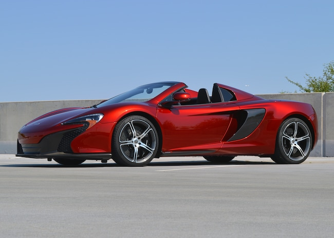 Used 2015 McLaren 650S For Sale | Scottsdale AZ | Stock# MS223A