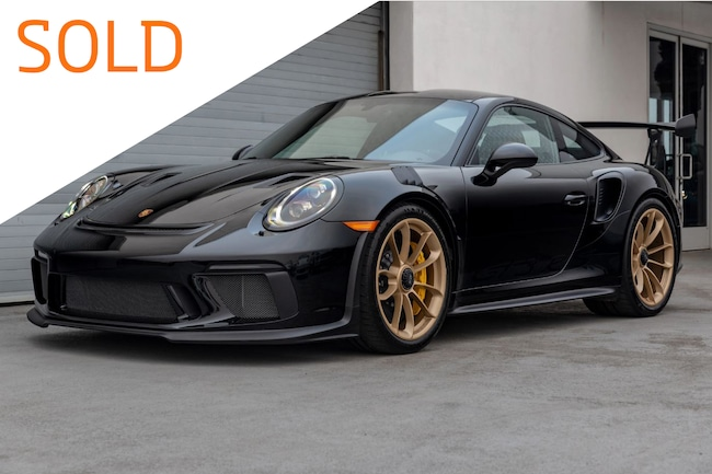 Used 2019 Porsche 911 GT3 RS Coupe For Sale Scottsdale, AZ