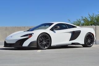 2016 McLaren 675LT Coupe For Sale Scottsdale AZ