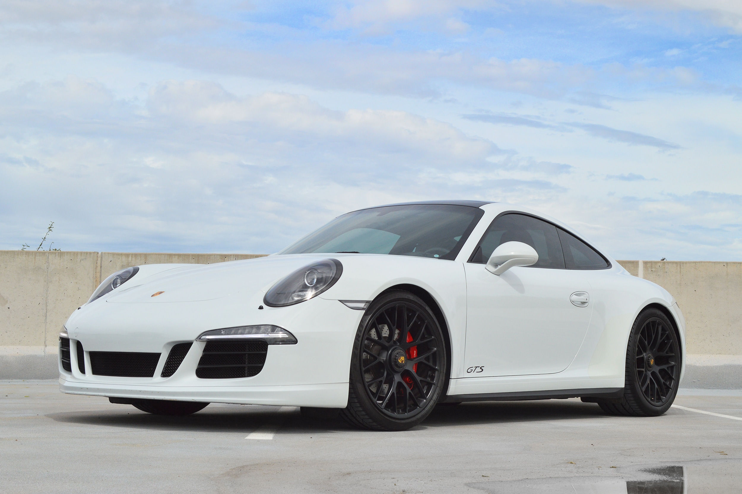 2015 Porsche 911 Carrera GTS Coupe