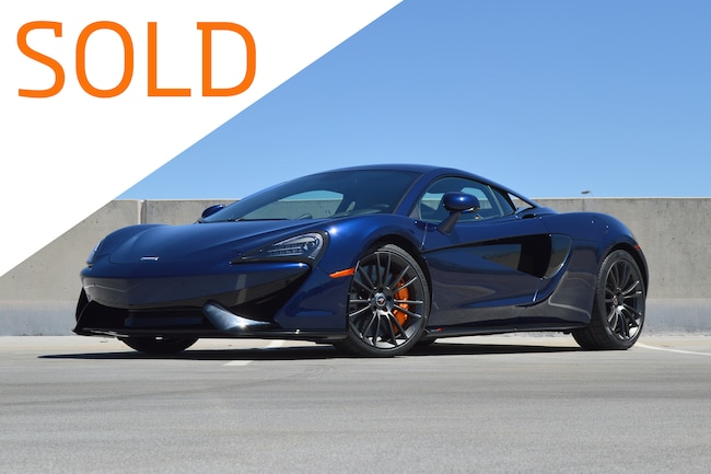 New 2018 McLaren 570S Coupe For Sale/Lease Scottsdale, AZ