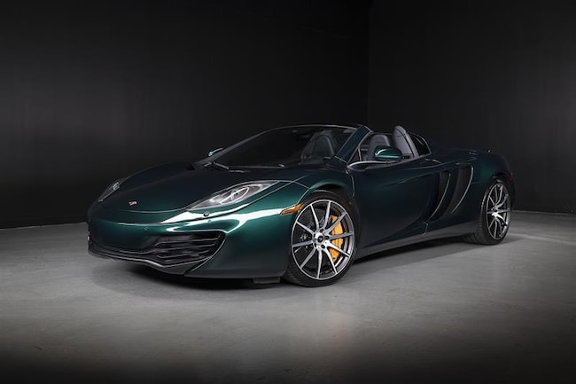 used 2014 mclaren mp4-12c for sale at pfaff group site | vin