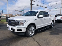 2019 Ford F-150 Limited Crew Cab Pickup