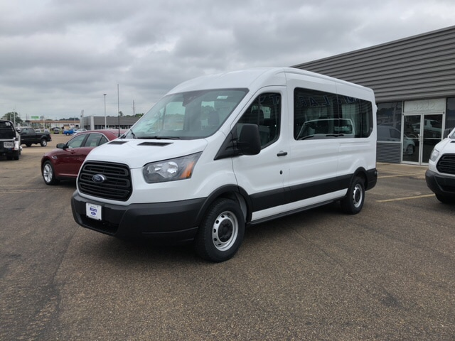 New 2019 Ford Transit Passenger Wagon XL Passenger Wagon For