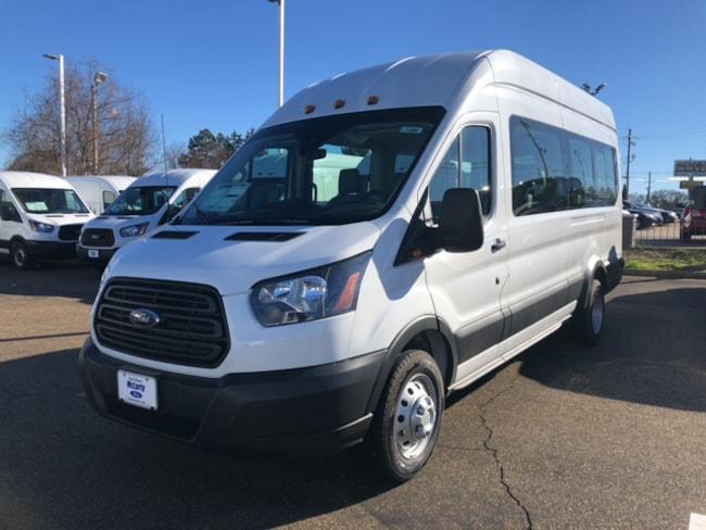 029dc40f9b 2019 Ford Transit Passenger Wagon XL Passenger Wagon Full-size Passenger Van