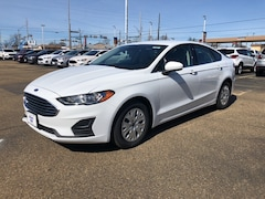 2019 Ford Fusion S Car