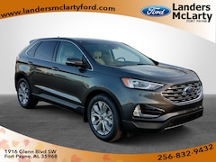 in Fort Payne AL 2019 Ford Edge Titanium Crossover New