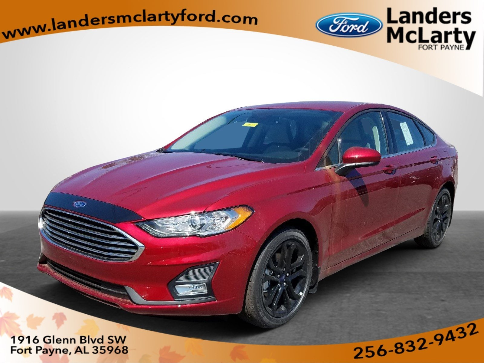 Landers Mclarty Ford >> New 2019 Ford Fusion For Sale At Landers Mclarty Ford Of