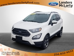 2018 Ford EcoSport SES SUV