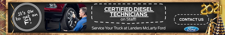 Certified Diesel Technicians on Staff!
