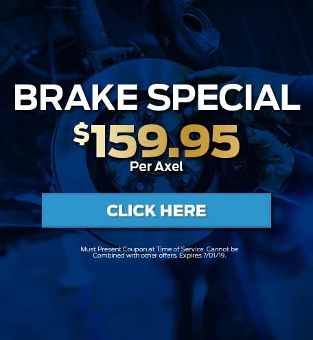 June Brake Special