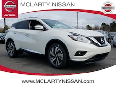 2018 Nissan Murano FWD Platinum SUV
