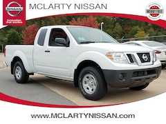 2017 Nissan Frontier King CAB 4X2 S Auto Truck King Cab