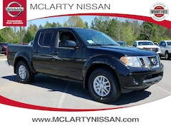 2018 Nissan Frontier Crew CAB 4X2 SV V6 Auto Truck Crew Cab