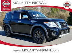 2018 Nissan Armada 4X2 Platinum SUV