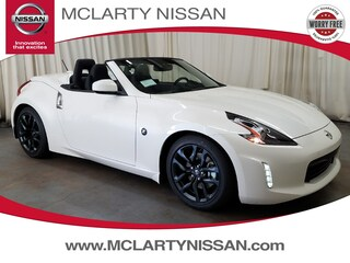 2018 Nissan 370Z Touring Auto Convertible