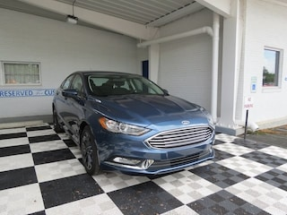 2018 Ford Fusion S Sedan in Sumter, SC